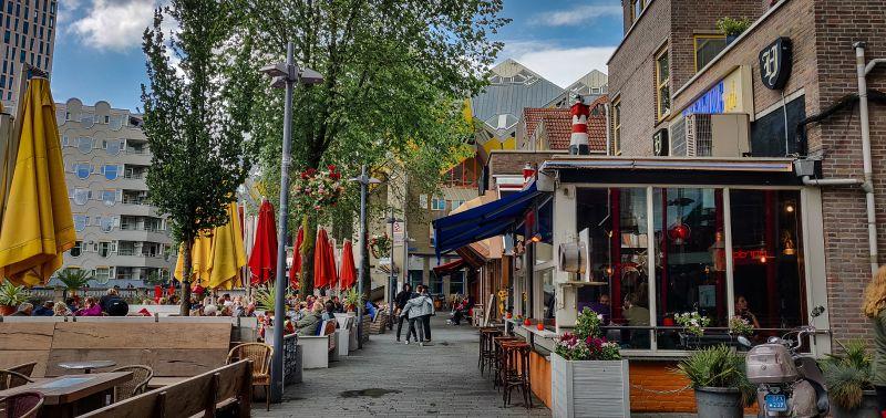 Oude Haven Bars und Biergärten in Rotterdam