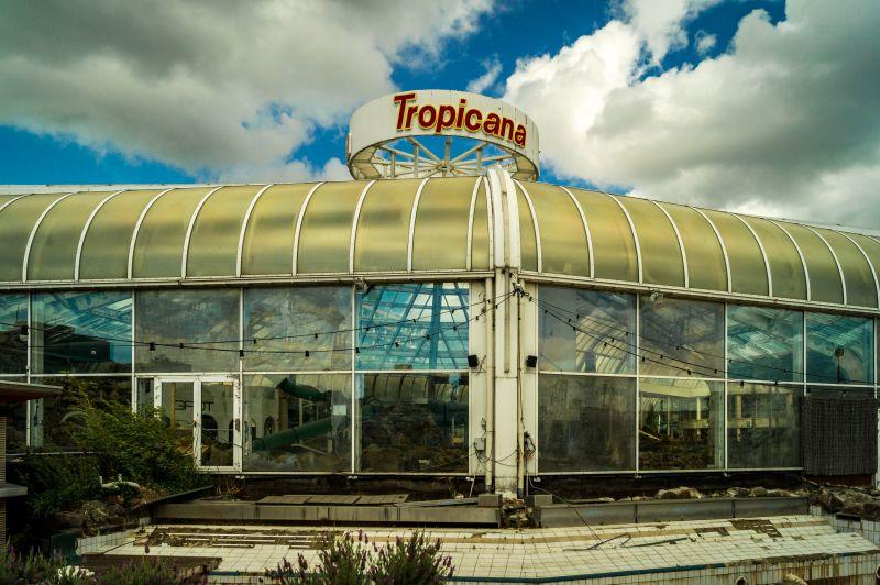 Tropicana Schwimmbad in Roterdam