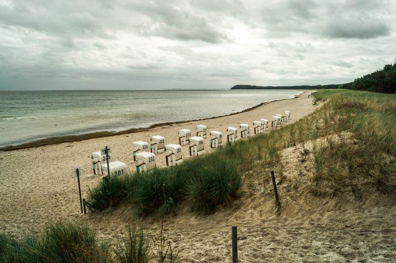Rügen Tipps Thiessow Strand