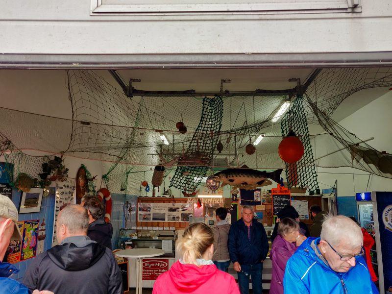 Rügen Tipps ruegenmarkt fischladen