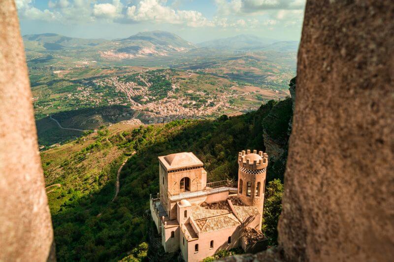 Sizilien Rundreise: Torreta Pepoli