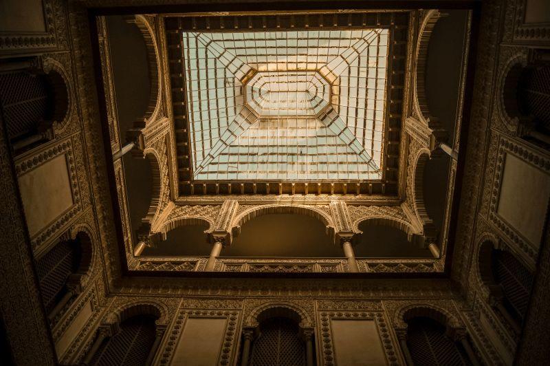 Architektur Alcazar de Sevilla