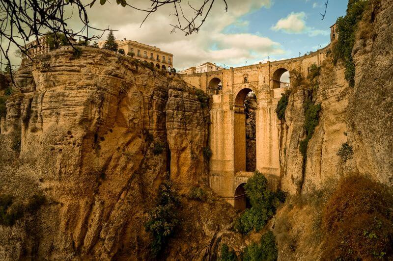 Puente Novo in Ronda