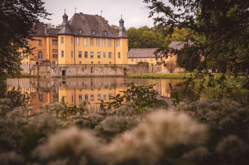 Ausflugsziele Düsseldorf Schloss Dyck