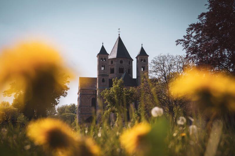 Ausflugsziele Düsseldorf: Kloster Knechtseden