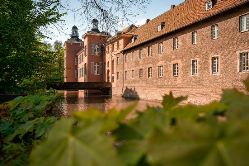 Ausflugsziele Düsseldorf: Schlosspark Kalkum
