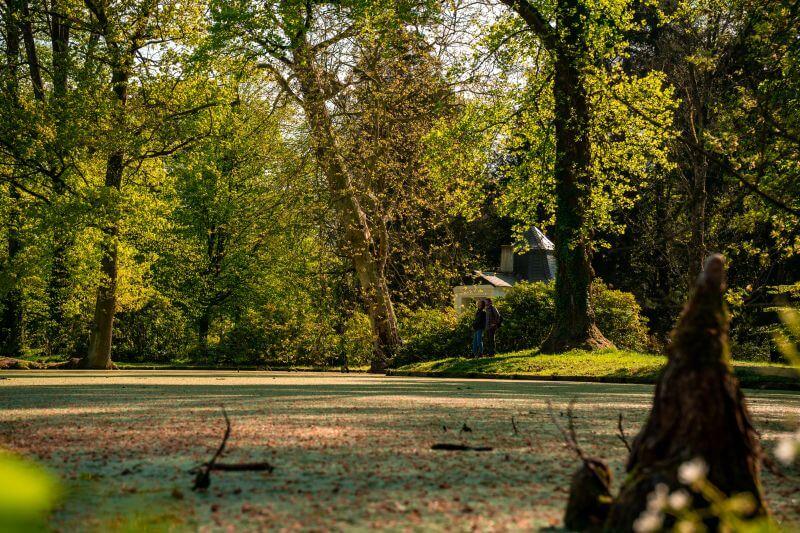Ausflugsziele Düsseldorf: Schlosspark Heltorf