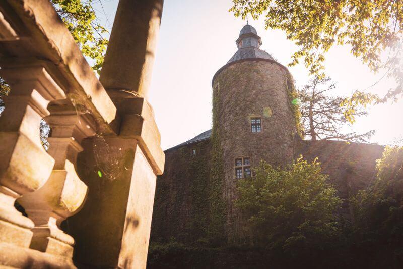 Schloss Landsberg Rundturm