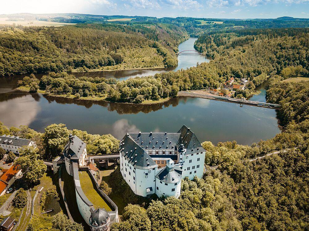Deutschland - Land der Burgen, Wälder, Flüsse und Seen