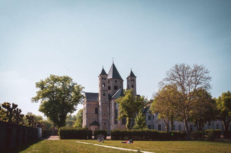 Kloster Knechtseden.