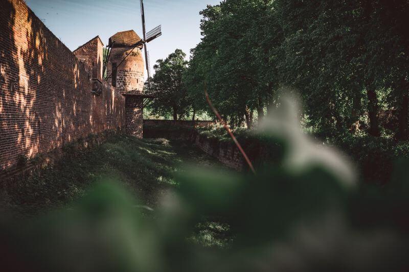 Mühle von Zons