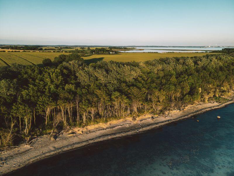 Steilküste Insel Poel