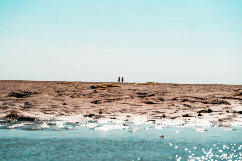 Wattwanderung Nordsee