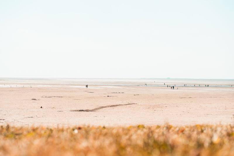 Nordstrand Küste