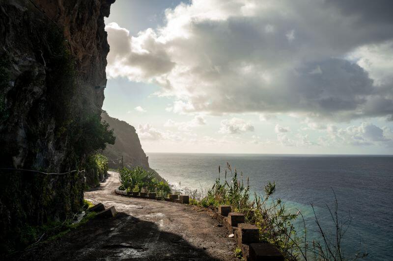 Küstenstraße Madeira