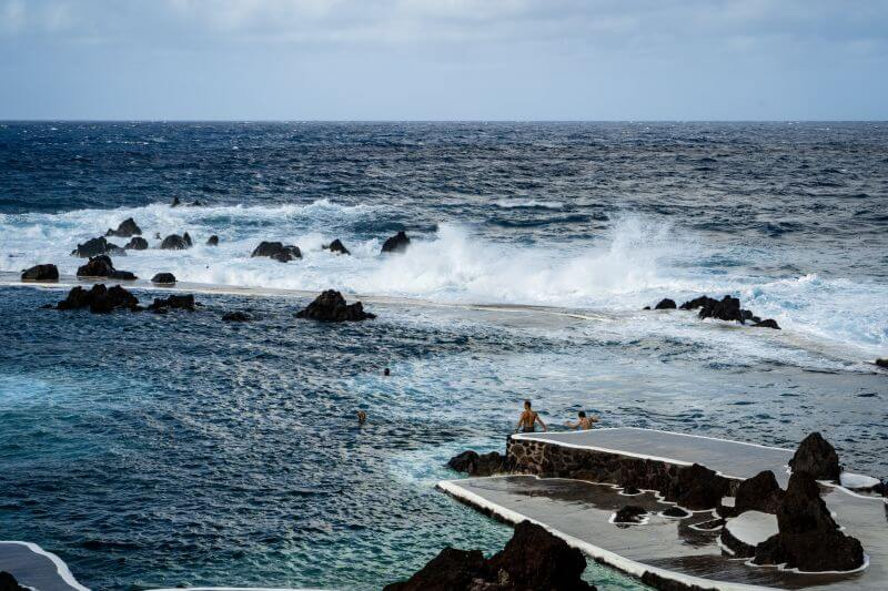 Porto Moniz Swimmingpool