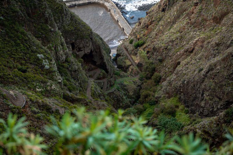 Wanderwege PR19 Madeira