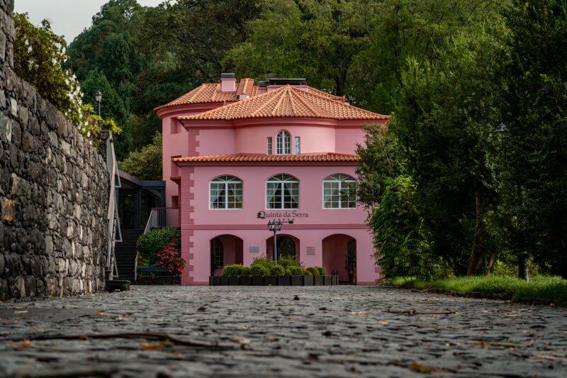 Madeiro Bio Hotel Quinta da Serra