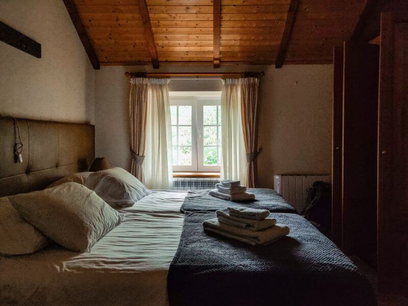 Riberio Frio Cottages Schlafzimmer