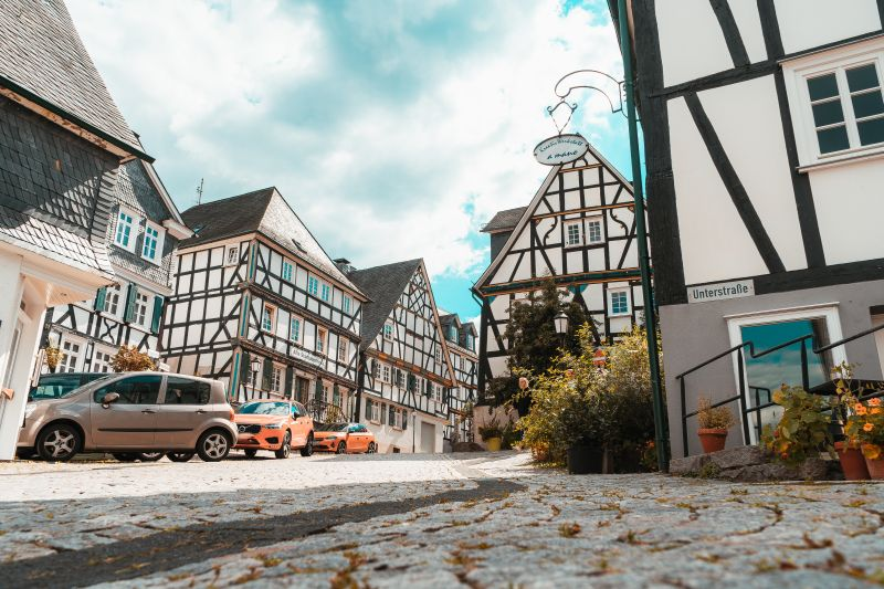 Freudenberg Platz