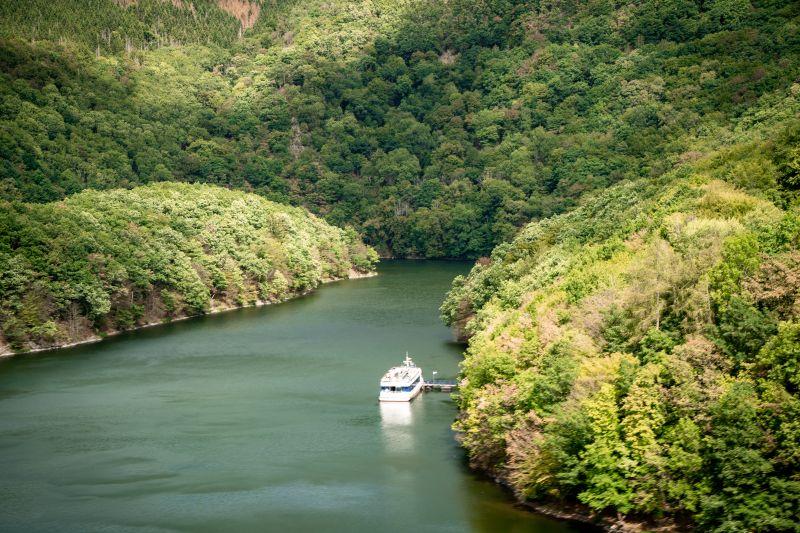 Nationalpark Eifel Rurseeschifffahrt