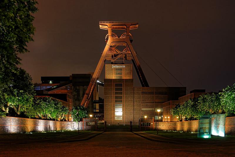 Schacht XII Zeche Zollverein