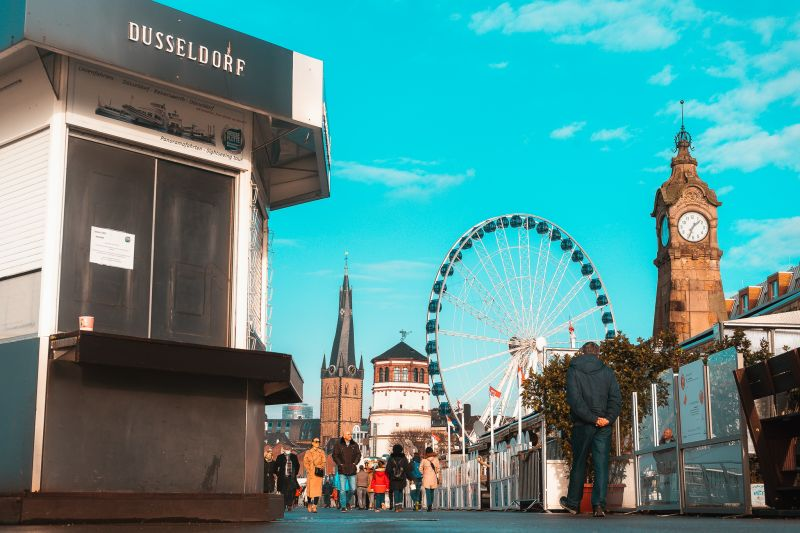 Düsseldorf Sehenswürdigkeiten Kasematten
