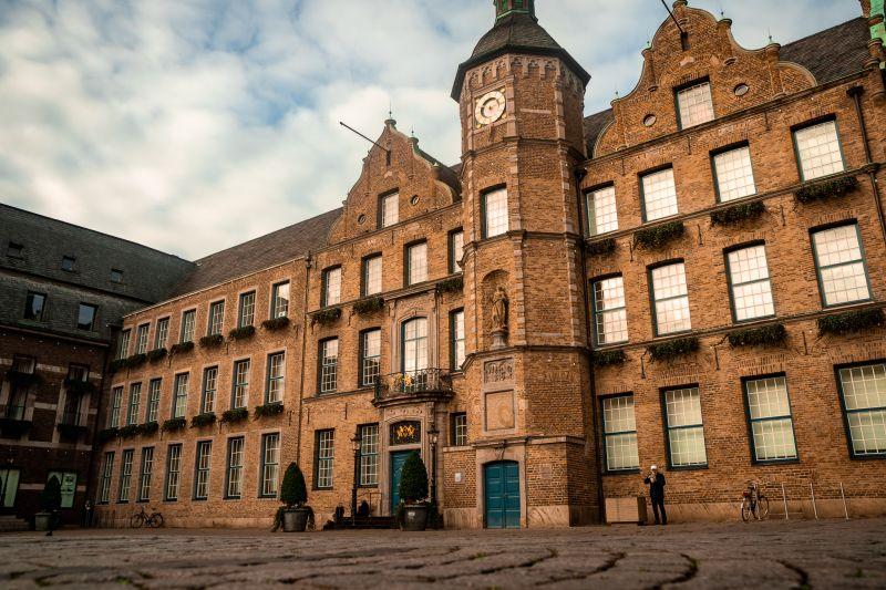 Düsseldorf Sehenswürdigkeiten Rathaus