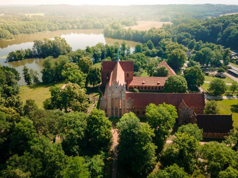 Wochenendtrips Deutschland: Kloster Chorin am See