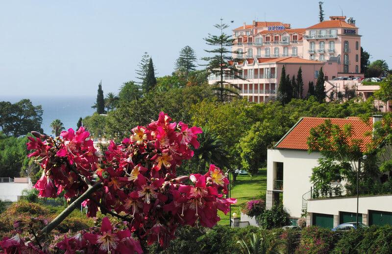 Belomnd REids Palace Funchal Madeira