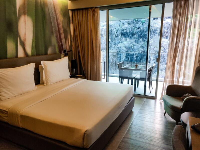 Saccharum Resort & Spa Zimmer