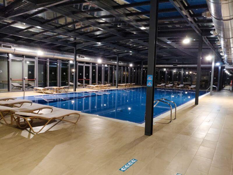 Quinta da Serra pool & wellnessbereich
