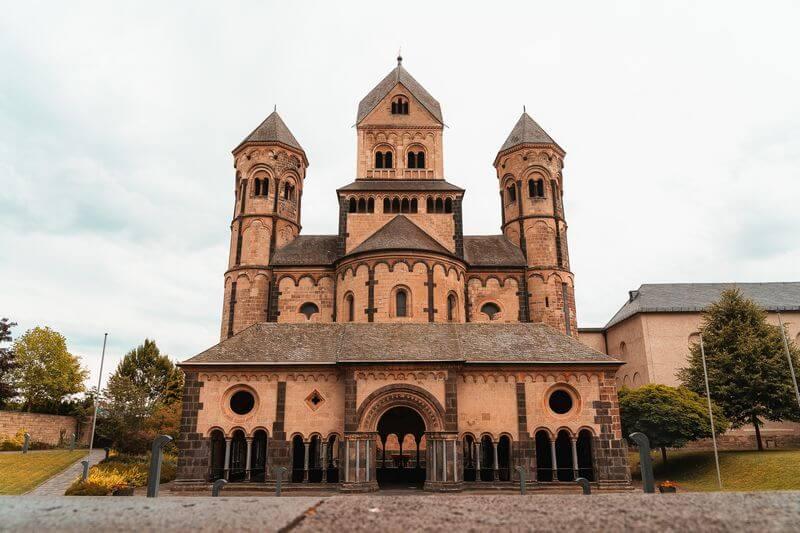 Abteikirche des Klosters Maria Laach