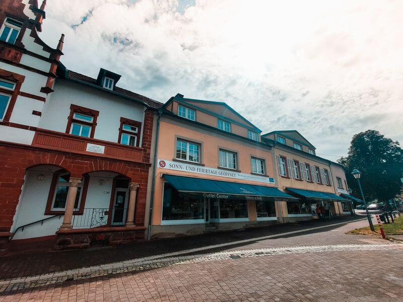 Outlet Villeroy & Boch in Mettlach